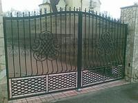 Изделия из металла решетки