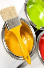 Правильная окраска при ремонте