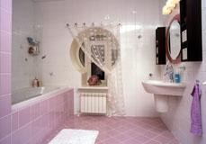 Ремонт пола в туалете