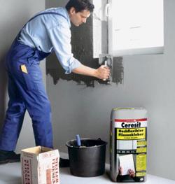 ремонт стен в доме