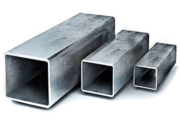 Труба квадратного сечения из углеродистой стали ГОСТ 13663-86