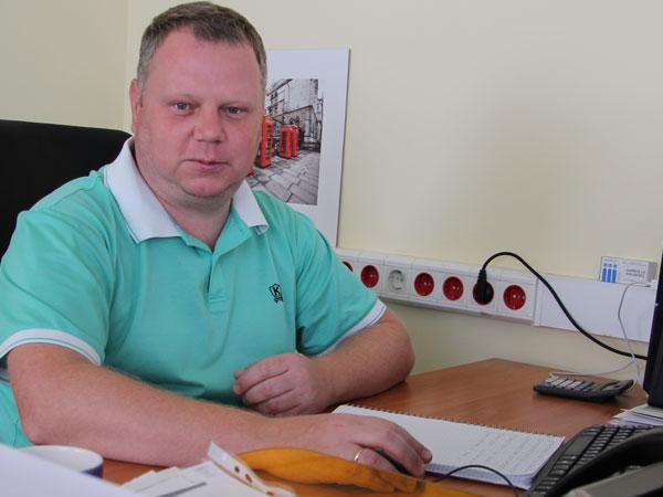 Добронравов Сергей, ведущий специалист