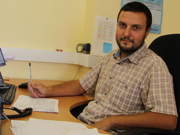 Греков Андрей, менеджер по продажам