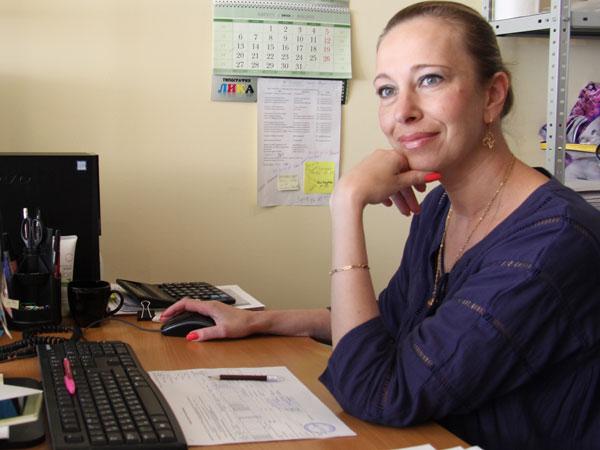 Харитонова Елена, бухгалтер
