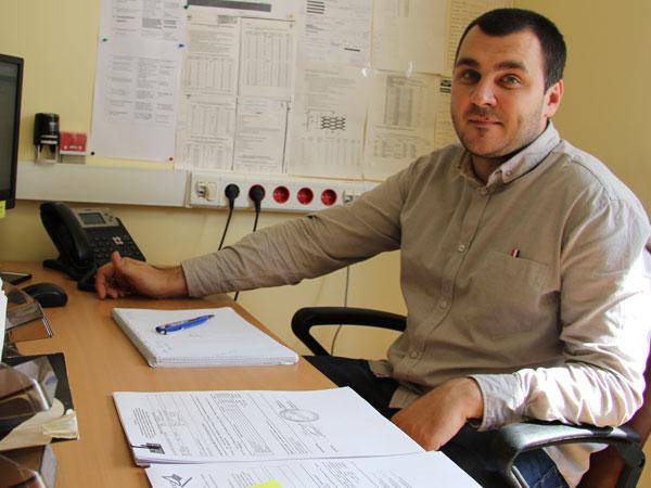 Иванов Юрий, менеджер отдела снабжения