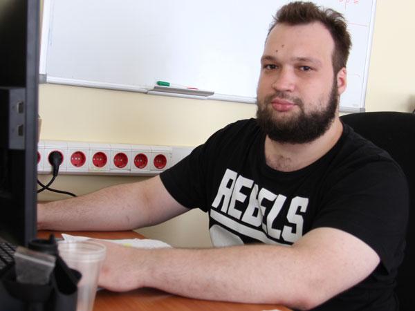Кунченко Евгений, старший менеджер отдела продаж